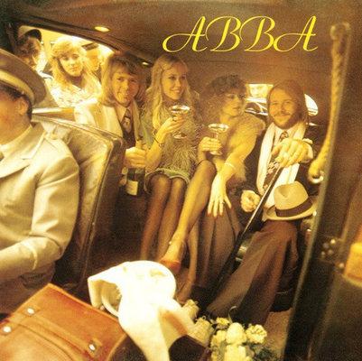 Abba ABBA (Vinyl LP)