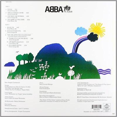 Abba The Album (Vinyl LP)