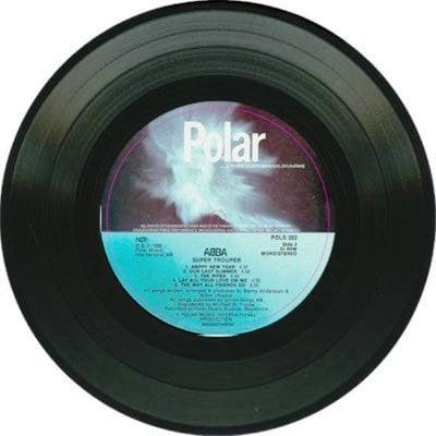 Abba Super Trouper (Vinyl LP)