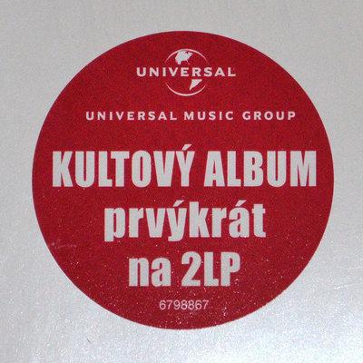Andrej Šeban Bezvetrie (2 LP)