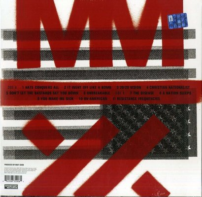 Anti-Flag 20/20 Vision (Vinyl LP)