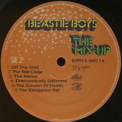 Beastie Boys The Mixup (Vinyl LP)