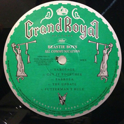Beastie Boys Ill Communication (Remastered) (2 LP)