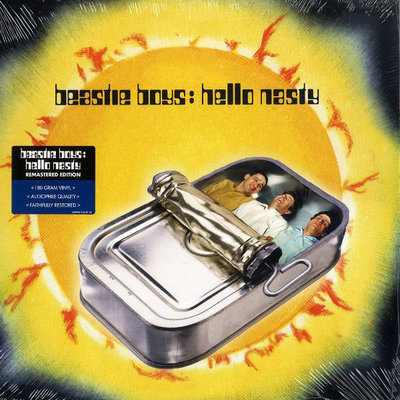 Beastie Boys Hello Nasty (Remastered) (2 LP)