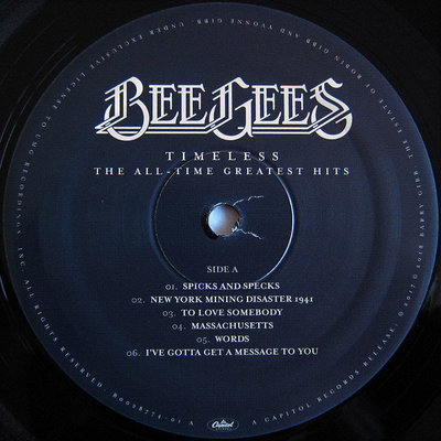 Bee Gees Timeless - The All-Time (2 LP)