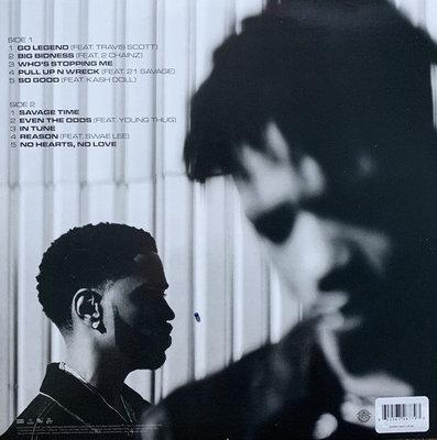 Big Sean Double Or Nothing (Vinyl LP)
