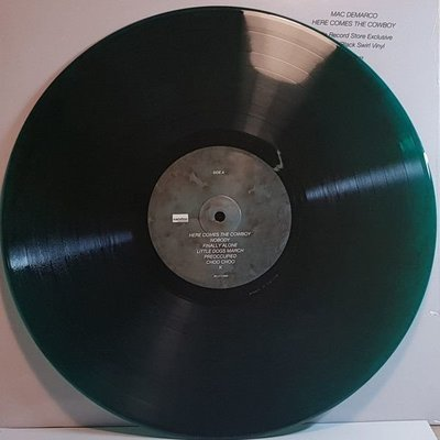 Mac DeMarco Here Comes The Cowboy (Vinyl LP)