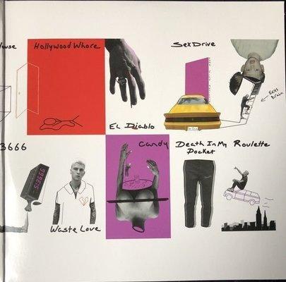 Machine Gun Kelly Hotel Diablo (Vinyl LP)