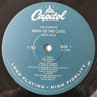 Miles Davis The Complete Birth Of The (2 LP)