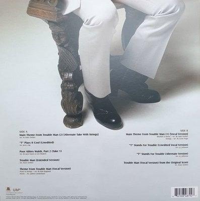 Marvin Gaye More Trouble (Vinyl LP)
