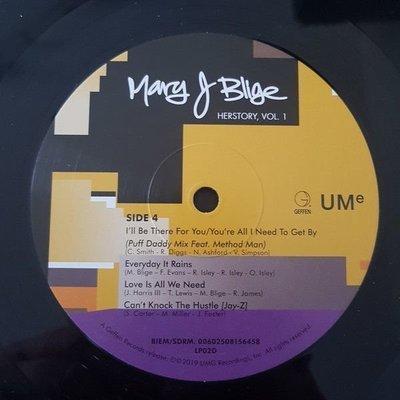 Mary J. Blige Herstory Vol. 1 (2 LP)