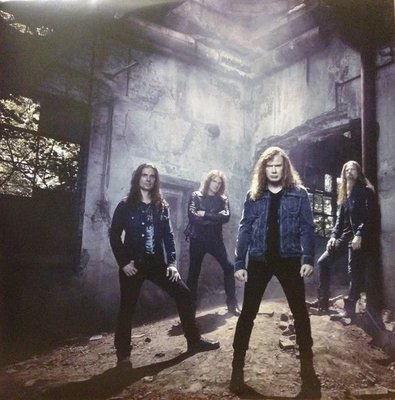 Megadeth Dystopia (Vinyl LP)
