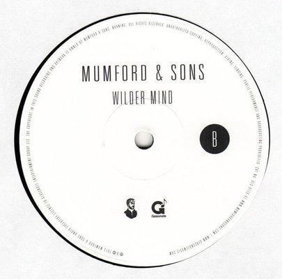 Mumford & Sons Wilder Mind (Vinyl LP)
