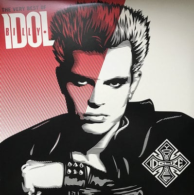 Billy Idol Idolize Yourself (2 LP)