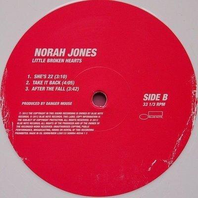 Norah Jones ...Little Broken Hearts (2 LP)