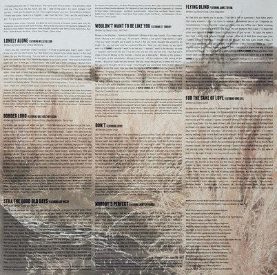 Sheryl Crow Threads (2 LP)
