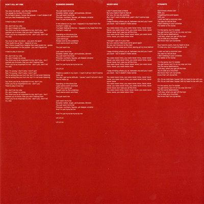 Sigrid Sucker Punch (Vinyl LP)