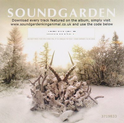 Soundgarden King Animal (2 LP)