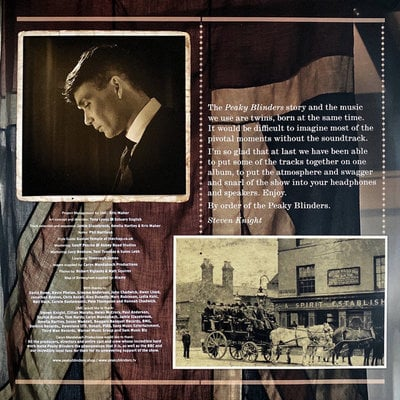 Peaky Blinders Original Music From The TV Series (3 LP)