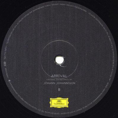 Arrival OST (Johann Johannsson) (2 LP)