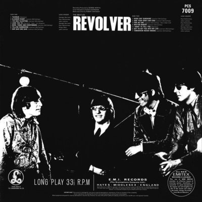 The Beatles Revolver (Vinyl LP)