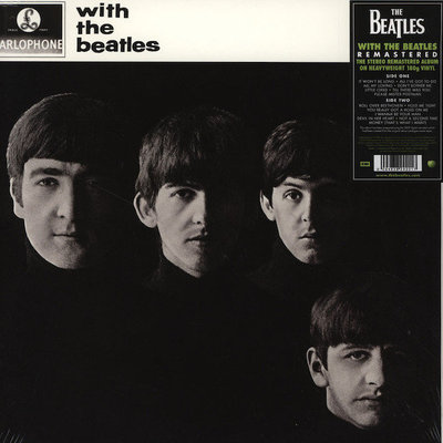 The Beatles With The Beatles (Vinyl LP)