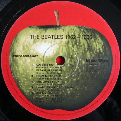 The Beatles The Beatles 1962-1966 (2 LP)