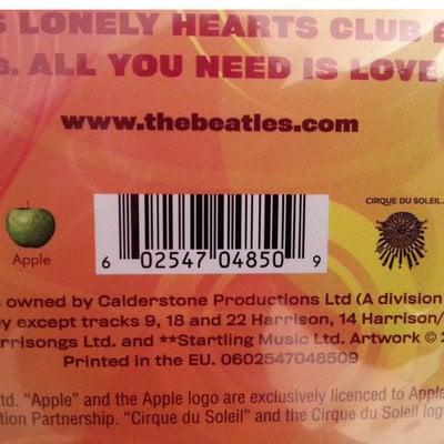 The Beatles Love (2 LP)