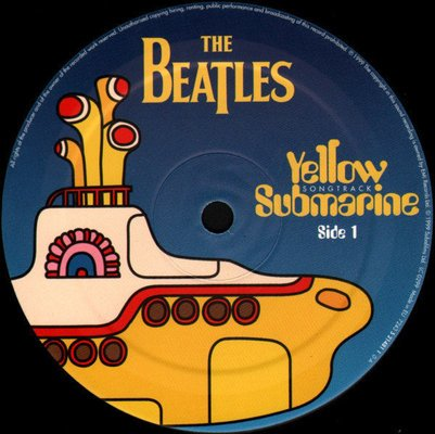 The Beatles Yellow Submarine (New Edition) (Vinyl LP)