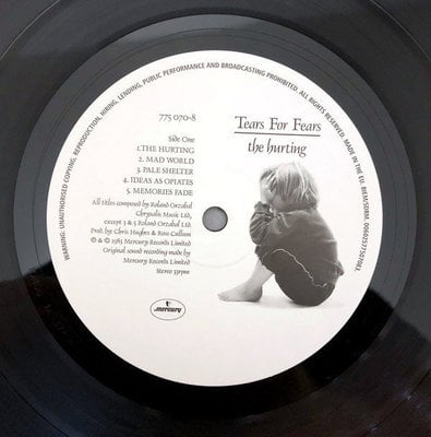 Tears For Fears The Hurting (Vinyl LP)