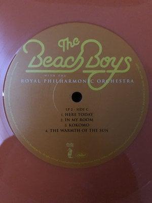 The Beach Boys The Beach Boys With The Royal Philharmonic Orchestra (2 LP)