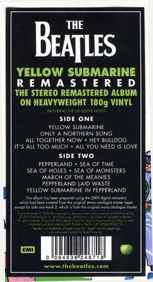 The Beatles Yellow Submarine (Vinyl LP)