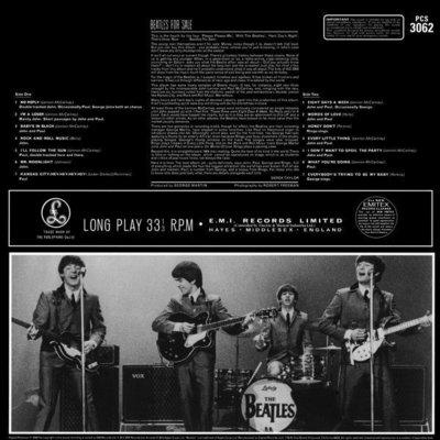 The Beatles Beatles For Sale (Vinyl LP)