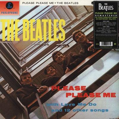The Beatles Please Please Me (Vinyl LP)