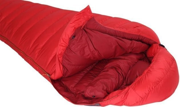 Mountain Equipment Glacier 700 Imperial Red Regular