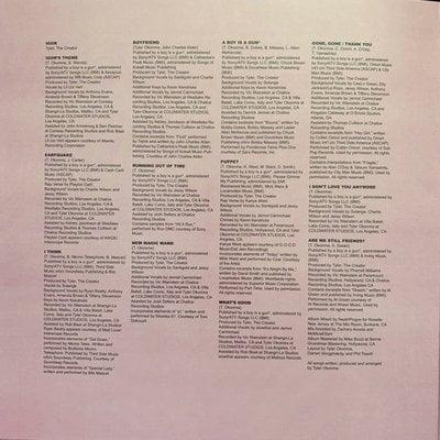 Tyler The Creator Igor (Vinyl LP)
