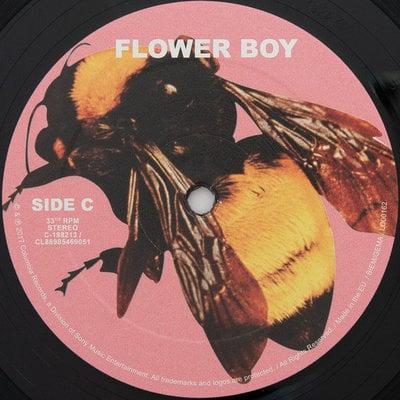 Tyler The Creator Flower Boy (Gatefold Sleeve) (2 LP)