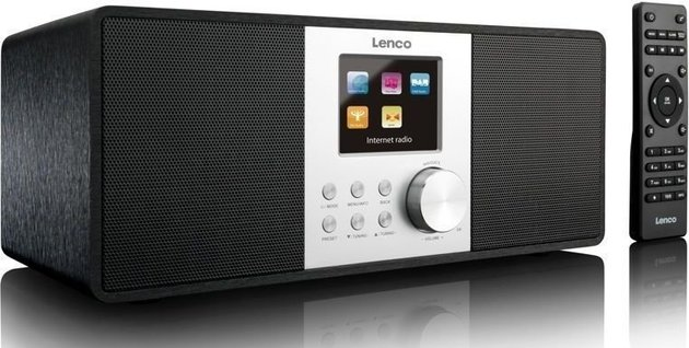 Lenco DIR-200 Black