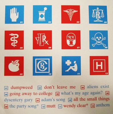 Blink-182 Enema Of The State (Vinyl LP)