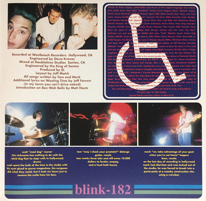 Blink-182 Cheshire Cat (Vinyl LP)