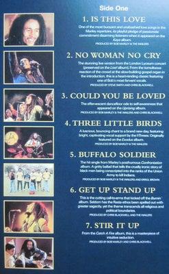 Bob Marley Legend (Vinyl LP)