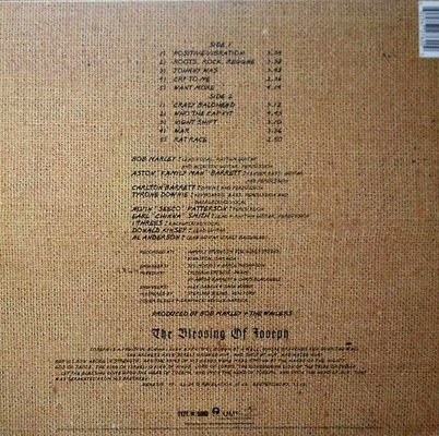 Bob Marley & The Wailers Rastaman Vibration (Vinyl LP)