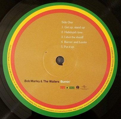 Bob Marley & The Wailers Burnin' (Vinyl LP)
