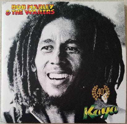 Bob Marley & The Wailers Kaya 40 (2 LP)