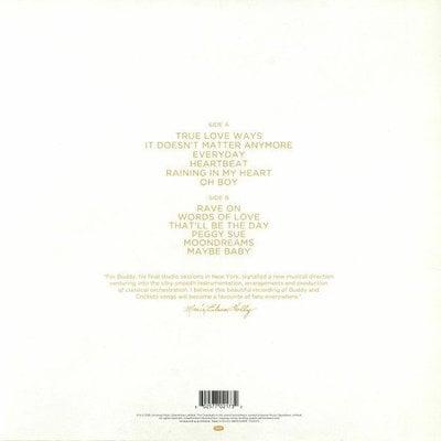 Buddy Holly True Love Ways (Vinyl LP)