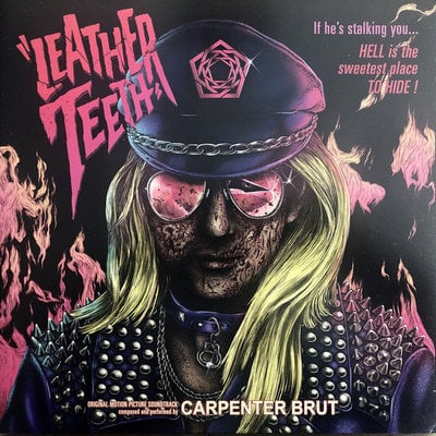 Carpenter Brut Leather Teeth (Vinyl LP)