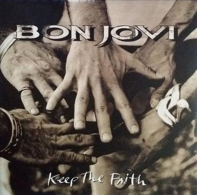 Bon Jovi Keep The Faith (2 LP)
