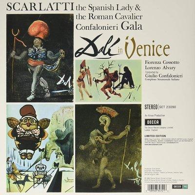 Complesso Strumentale Ital Dali In Venice (Vinyl LP)