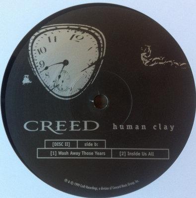 Creed Human Clay (2 LP)