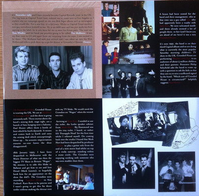 Crowded House The Very Very Best Of (2 LP)